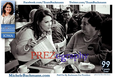 Michele Bachmann 99 tour part 5