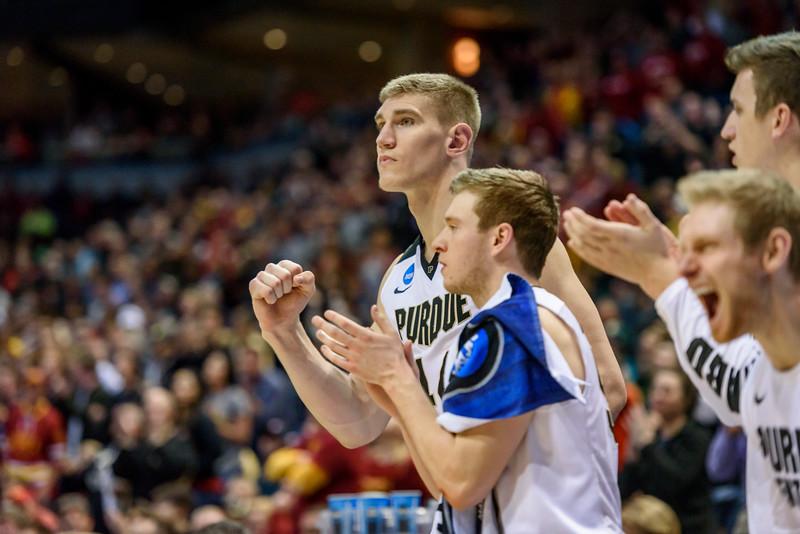 3/16/17 NCAA Tournament, Iowa State, Bench