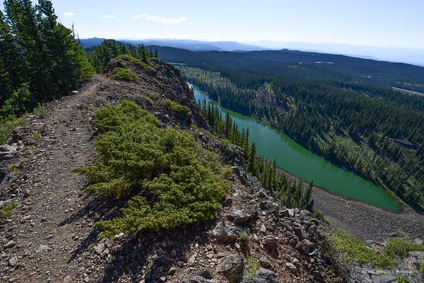 Crag Crest Trail, August 14, 2016