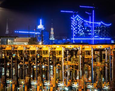 2012 08 13 blauer Hafen Blueport Hamburg