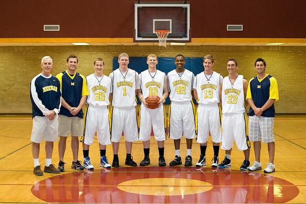 Wolverines Basketball