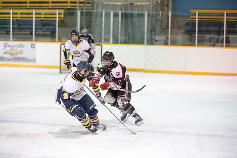 Major Midget Vs Hunts Jan 22