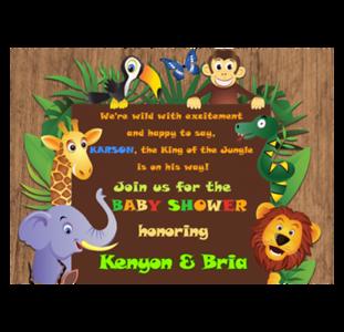 Karson Baby Shower