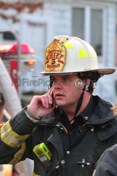 Hackensack, NJ 2nd Alarm 356 Park St. 12/14/2008