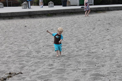 Alki Beach 2011