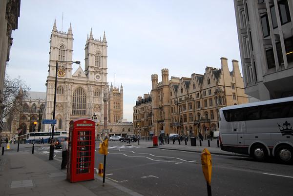 London, UK, March 2007