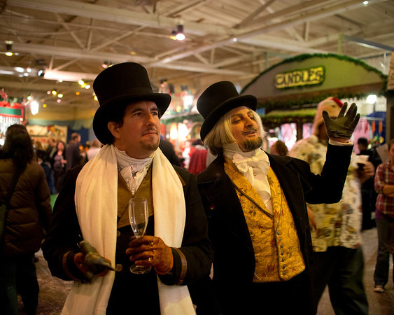 Dickens Fair 12.12
