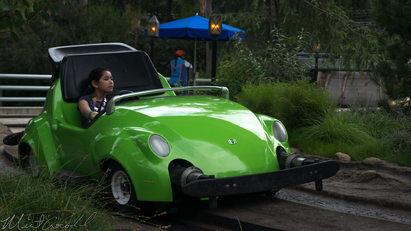 Disneyland Resort, Disneyland, Tomorrowland, Autopia, Car, Cars, Honda, New, Color, Colors