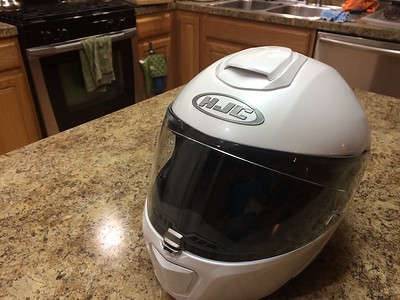 New helmet RPHA 90