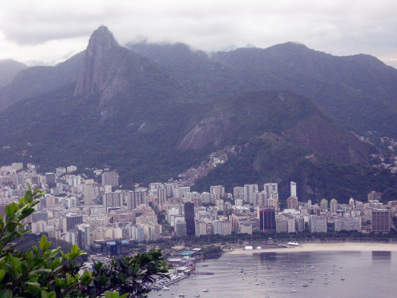 Rio Panorama #4--Ipanema/Copa 1