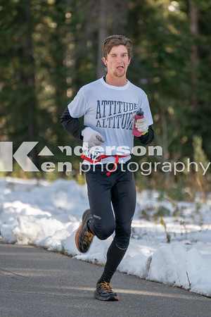 2018 Grizzly Ultra - 1km from end of Lap 1