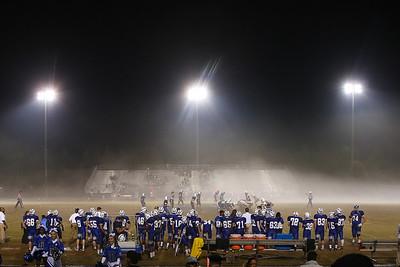 WP Homecoming Football Game 2012
