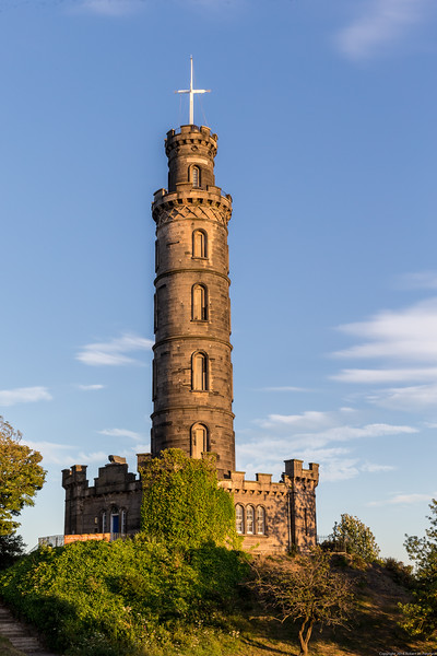 The Nelson Monument on Calton Hill