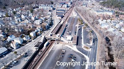 Oak Grove MBTA Station