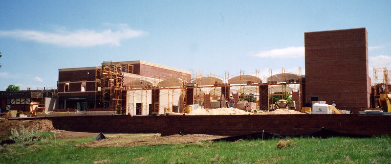 Station 34 under construction