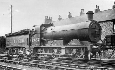 J23 (H&BR Class B) 0-6-0