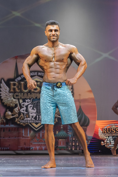 8th Place 110 Hussain Ali Ashkanani