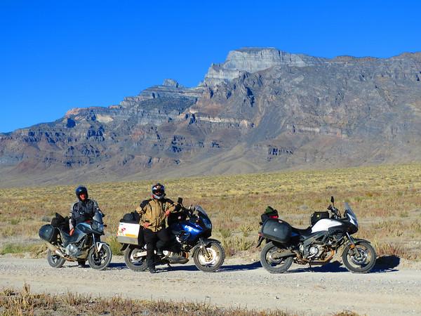 September / October 2013 western US motorcycle trip
