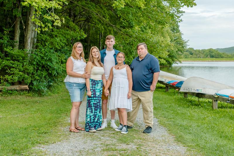 Romankow Family Summer 2021