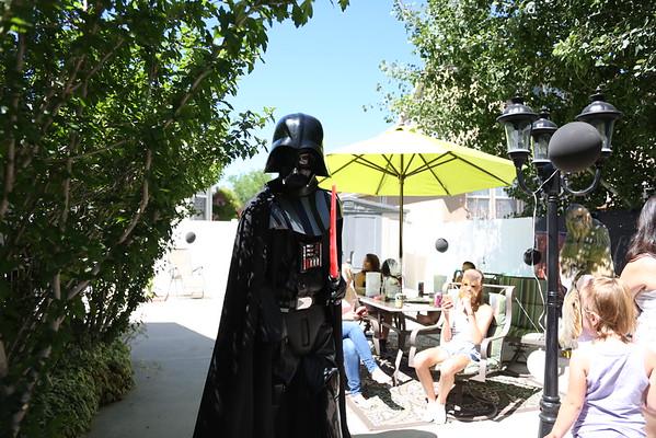 Easton 7th Star Wars Birthday