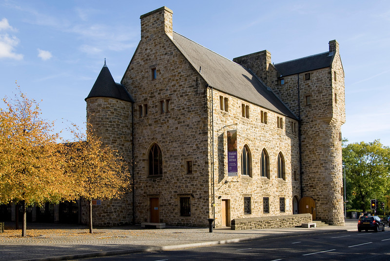 GLASGOW MUSEUMS:St Mungo Museum of Religious Life and Art 2 Castle Street, Glasgow G4 0RH 0141 276 1625
