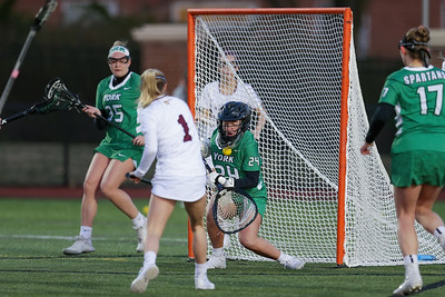 2/19/2020 YCP Women's Lacrosse vs Washington College