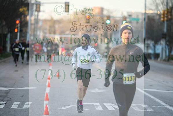 Ann Arbor Marathon 3 Apr 2016