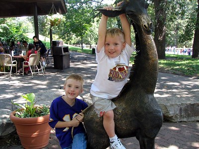 Henry Doorly Zoo - August 2004