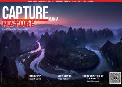 Capture manía Magazine Jesús M. García Flores