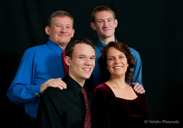 McCoy Family Portraits