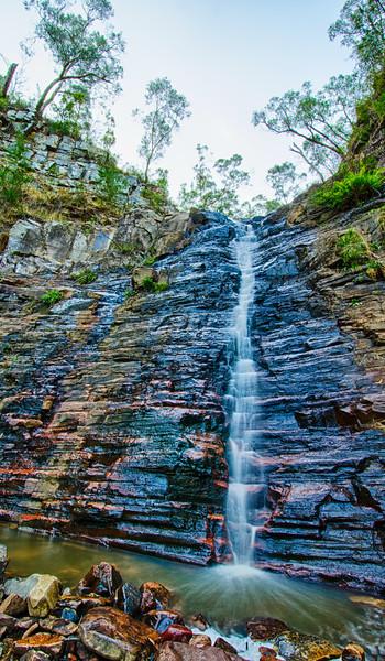 Siverband Falls, Halls Gap, Australia