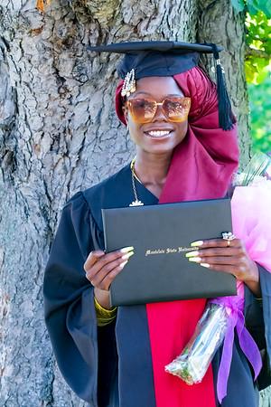 Fatima 2020 Graduation