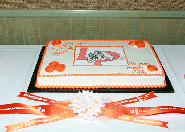 La Porte HS Class of 1971 45th Reunion