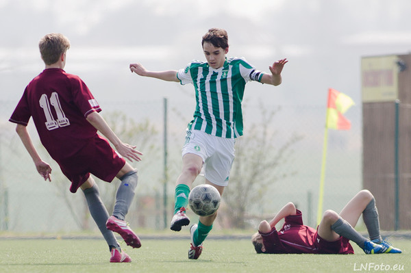 Mladý fotbal