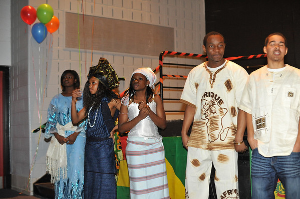 Quince Orchard International Night 2010