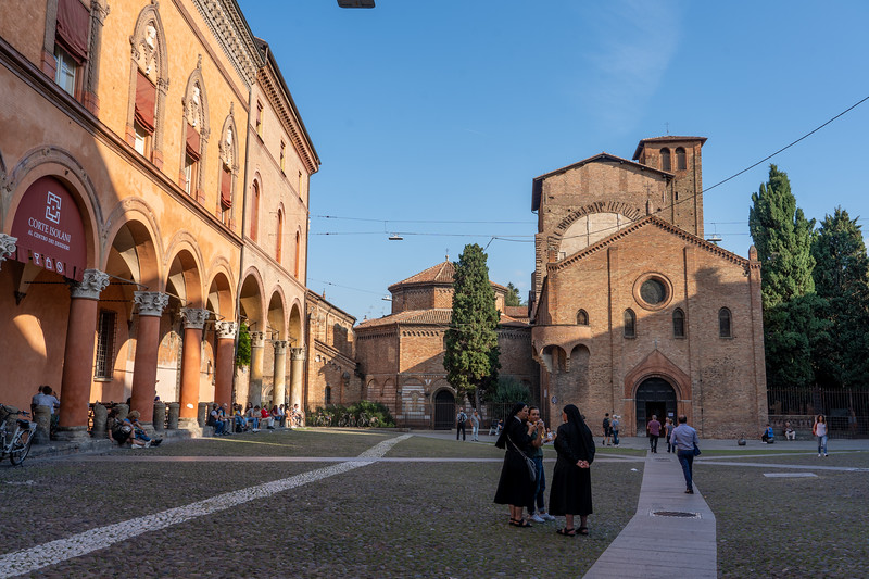 Santo Stefano in Bologna