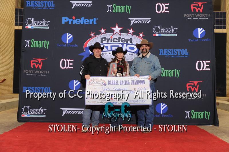 Open 4D Finals Patriot 21