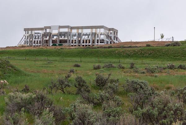 Four-Story Tilt-up, Lehi Utah