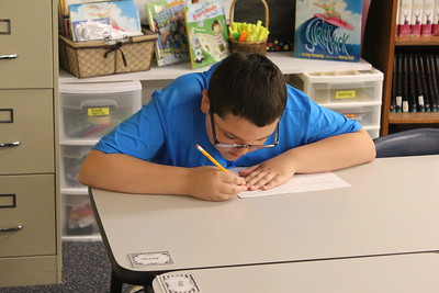 Summer school at Belmont Elementary