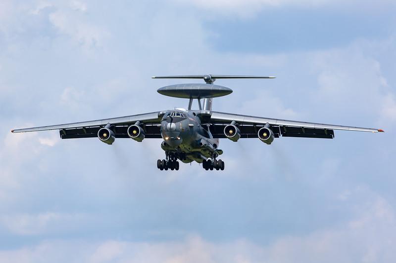 Russian Air Force / Beriev A-50 Mainstay / RF-50602