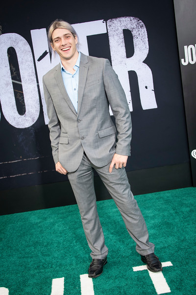 """HOLLYWOOD, CALIFORNIA - SEPTEMBER 28: Wes Johnson attends the premiere of Warner Bros Pictures """"Joker"""" on Saturday, September 28, 2019 in Hollywood, California. (Photo by Tom Sorensen/Moovieboy Pictures)"""