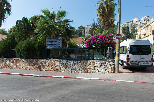 Delivery to Second Assisted Living Facility in Haifa