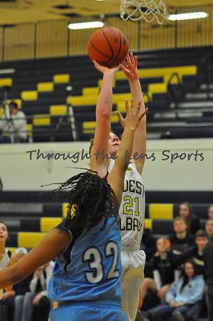 Springfield vs. West Albany Girls Basketball