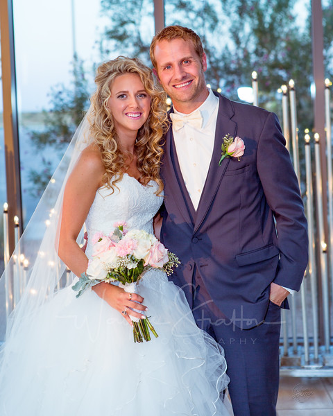 Mr. and Mrs. Dustin Pearce