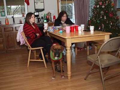 Christmas Gina's 2011