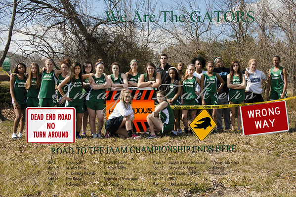 2012-2013 Spring Track Players