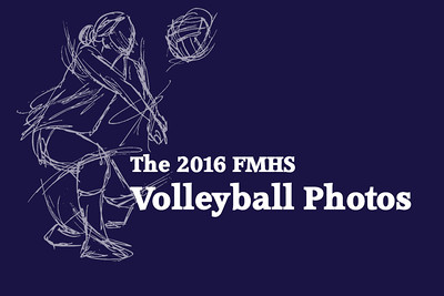 FMHS Volleyball 2016
