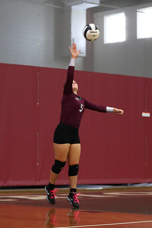F Girls Volleyball vs Tri-West 10-02-2019