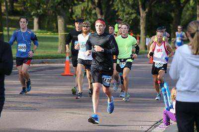 Team Maz and the TC Marathon 2013