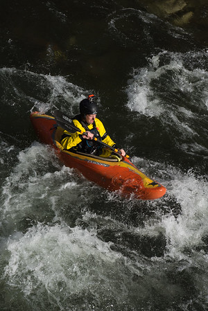 Kayaking in Tennessee 2015